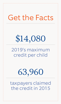 Information on The Adoption Tax Credit